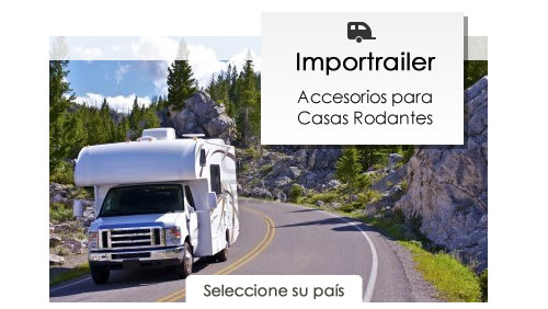 Importrailer accesorios para casas rodantes - Accesorios para casa ...